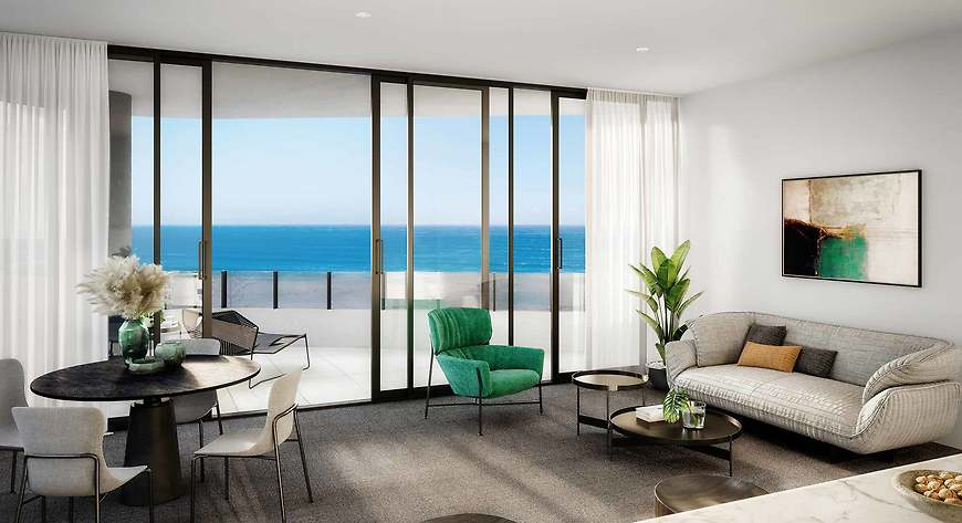 X Kirra Beach - Render coordination by Small & Co
