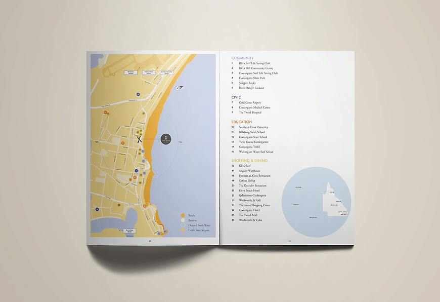 X Kirra Beach - Lifestyle Brochure by Small & Co