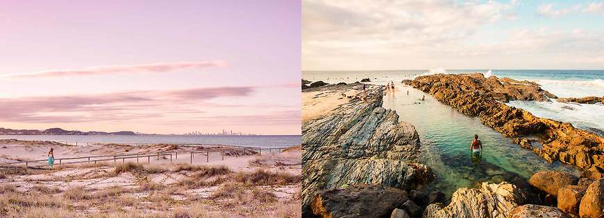 X Kirra Beach - Lifestyle Photography coordination by Small & Co
