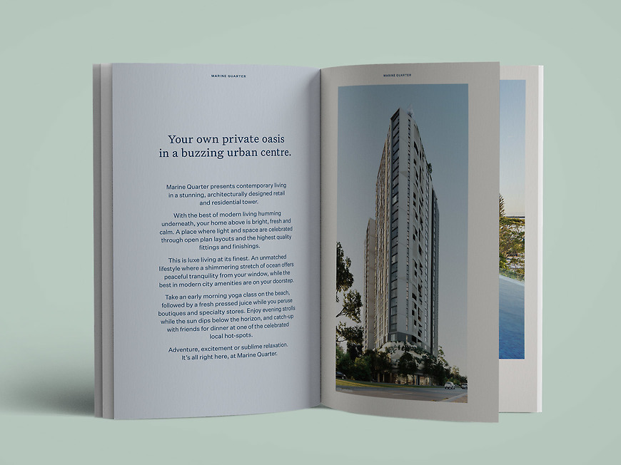 Marine Quarter, Southport Apartments - Property Brochure by Small & Co