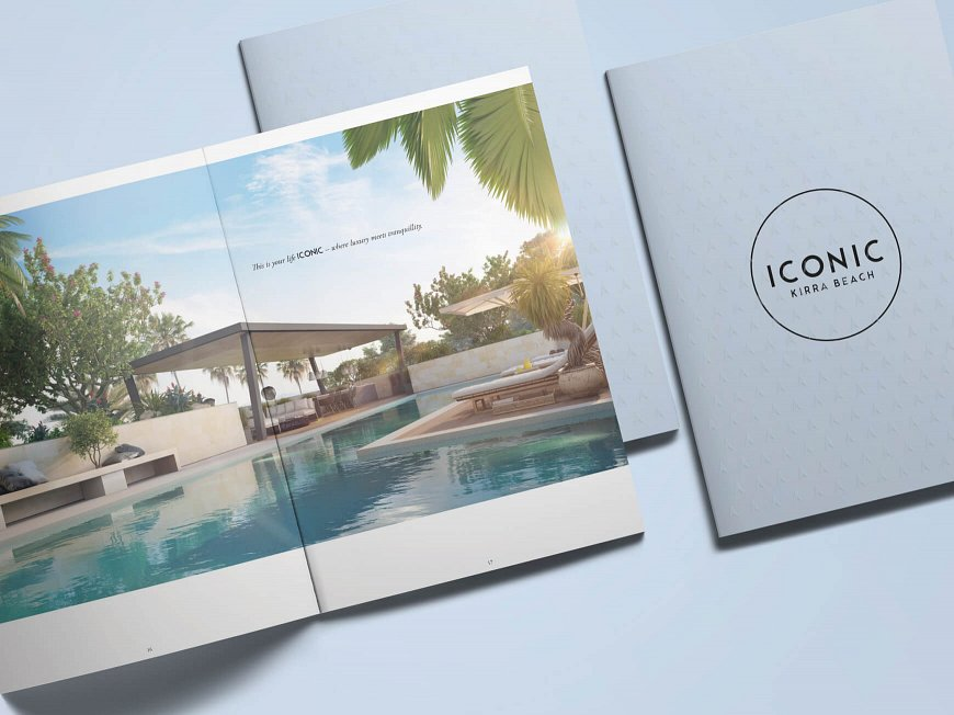 Small and Co Portfolio, Iconic Kirra Beach Brochure