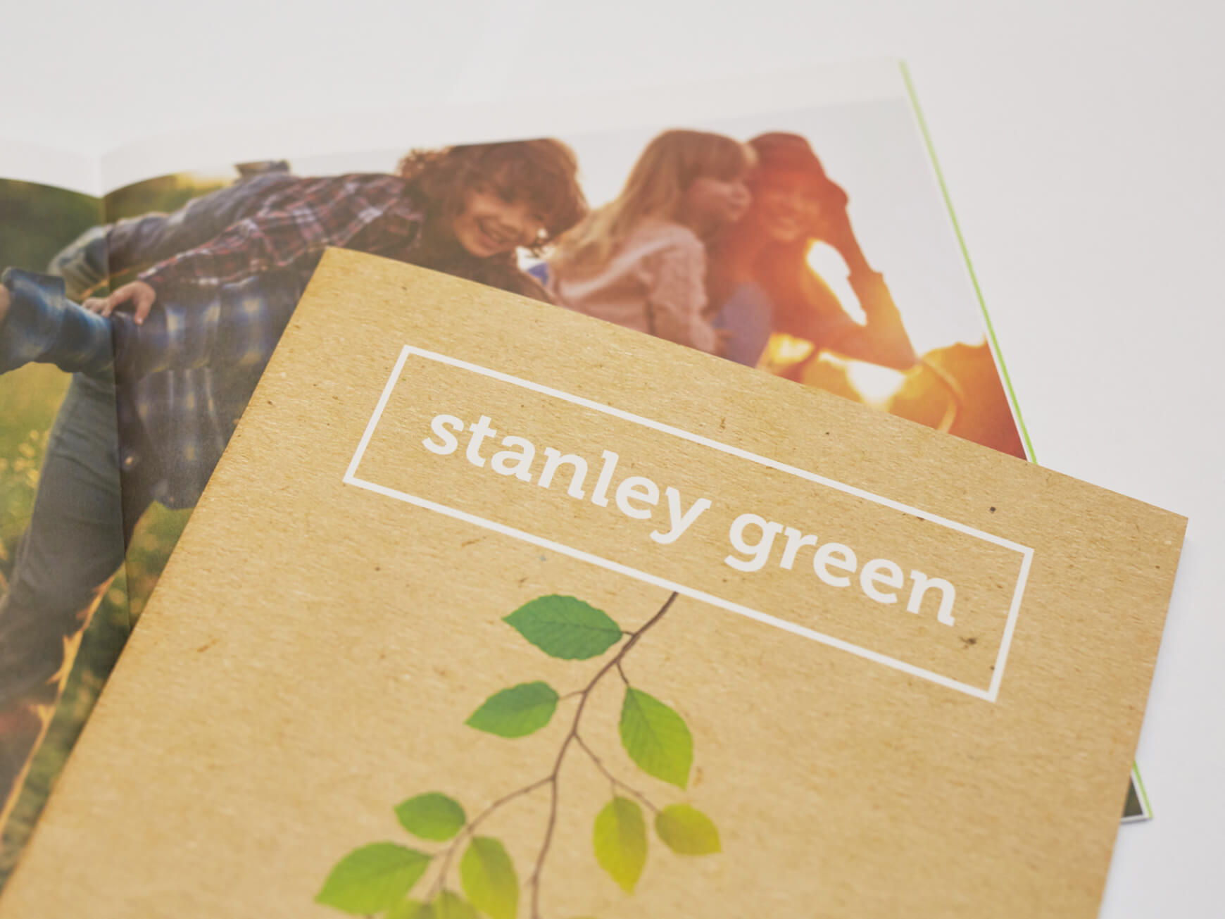Small and Co Portfolio, Stanley Green - Brochure